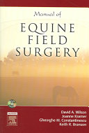 Manual of Equine Field Surgery