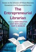 The Entrepreneurial Librarian book