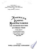 America s Leading Manufacturers