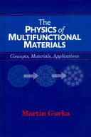 The Physics of Multifunctional Materials