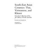 South east Asian Ceramics
