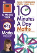 10 Minutes a Day Maths Ages 9 11