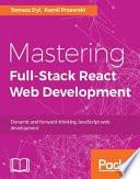 Mastering Full Stack React Web Development