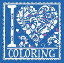 I Heart Coloring : for on-the-go fun. this small,...