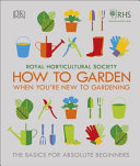 RHS How to Garden If You re New to Gardening