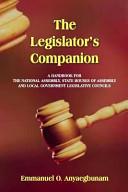 The Legislator S Companion