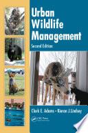 Urban Wildlife Management  Second Edition