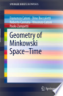 Geometry of Minkowski Space Time