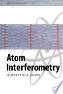 Atom Interferometry
