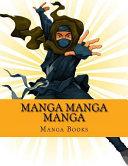 Manga Manga Manga Notebook