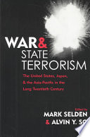 War and State Terrorism