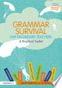 Grammar Survival For Secondary Teachers