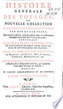 illustration du livre Histoire générale des voyages, ou, Nouvelle collection de toutes les relations de voyages par mer et par terre, qui ont été publiées jusqu'à présent dans les différentes langues de toutes les nations connues