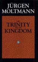 download ebook the trinity and the kingdom pdf epub