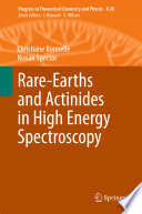 Rare Earths and Actinides in High Energy Spectroscopy