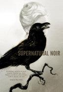download ebook supernatural noir pdf epub