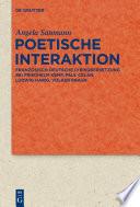 Poetische Interaktion