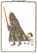Vader s Little Princess Flexi Journal