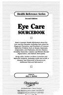 Eye Care Sourcebook Book PDF
