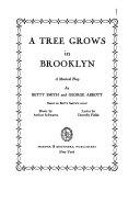 A Tree Grows In Brooklyn Pdf/ePub eBook