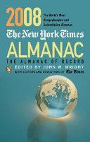 The New York Times Almanac 2008 Book PDF
