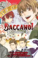 Baccano!, Chapter 1 (manga) : the streets, firo prochainezo is camorra, an...