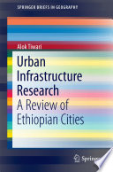 Urban Infrastructure Research