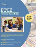 FTCE General Knowledge Test Study Guide 2018 2019