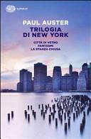Trilogia di New York Book Cover