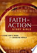 NIV, Faith in Action Study Bible, eBook