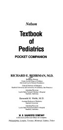 Nelson textbook of pediatrics pocket companion