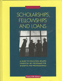 Scholarships, Fellowships and Loans