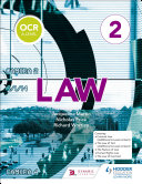 OCR A Level Law