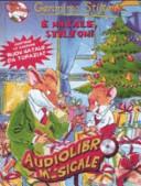 Natale  Stilton  Con audiolibro  CD Audio