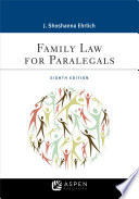 Family Law for Paralegals Book PDF