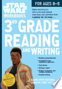 Star Wars Workbook  3rd Grade Reading and Writing
