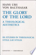 The Glory of the Lord  Vol  3