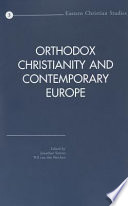 illustration du livre Orthodox Christianity and Contemporary Europe