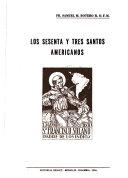 Los sesenta y tres santos americanos