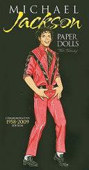 Michael Jackson Paper Dolls