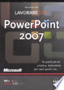 Lavorare con PowerPoint 2007
