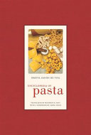 Encyclopedia of Pasta Book