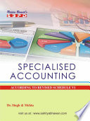 Specialised Accounting Free download PDF and Read online
