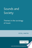 Sounds And Society book