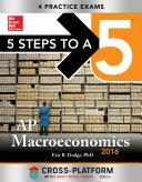 5 Steps to a 5 AP Macroeconomics 2016  Cross Platform Edition