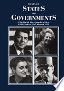 Heads of States and Governments Since 1945