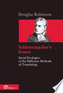 Schleiermacher's Icoses