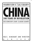 China : of the chinese by both the west...