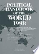 Political Handbook of the World 1998