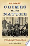 Crimes Against Nature book